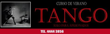 TANGO  - Curso de Verano-