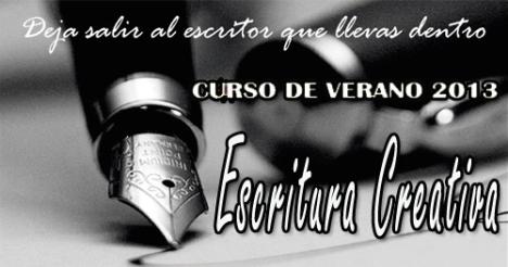 CURSO DE VERANO DE ESCRITURA CREATIVA