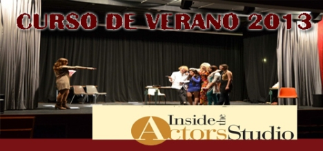 Actors Studio CURSO DE VERANO