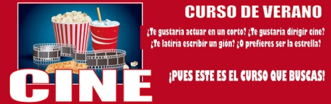 Curso de Verano de Cine en Coyoacan