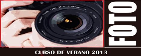 CURSO DE VERANO DE FOTOGRAFÍA