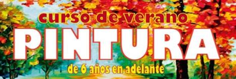 ?Curso de Verano de Pintura Coyoacan